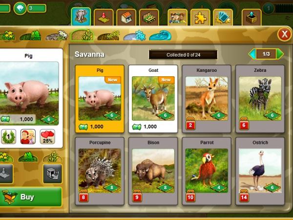 my free zoo mobile mod
